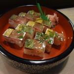 39301159 - 鯖寿司(ハーフ)