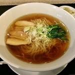 醐楊山 - 醤油ラーメン