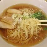 醐楊山 - 薄口のシンプルなスープ