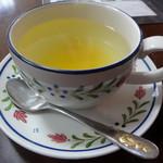 カフェ いっぽ   - ゆず茶