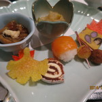白馬東急ホテル - 料理写真:前菜