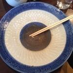 長崎菜館 - 皿うどん、完食