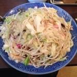 長崎菜館 - 皿うどん(880)の大盛り(200)