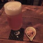 燻製kitchen - ビールとナッツの燻製(2015年6月)