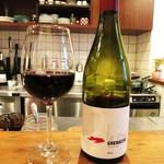 モンプチコションローズ - ワイン1