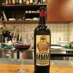 モンプチコションローズ - ワイン2