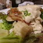 セブンストック - 明石鯛のじゃがいも包み焼(ガレット)タルタルソース