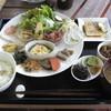 Cafeこむぎ野 - 料理写真:本日のランチ(900円)