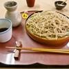 Sobasenkauedajiyuku - 料理写真:吟醸そば