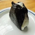 ファミリーマート - 料理写真:プレミアムシリーズのおにぎり(炙り熟成辛子明太子)