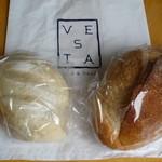 VESTA - 買って帰った☆ソフトこっぺ&ジェルム