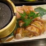 薄伽梵 - 石焼朝挽き鶏