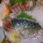 39308288 - 青魚三点盛り