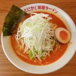 味噌っち 岩岡屋 - 辛みそラーメン