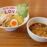 味噌っち 岩岡屋 - 濃厚つけ麺