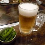 39309085 - セットの生ビール