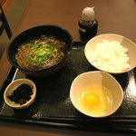 麺家玉造 - 朝定食