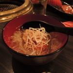 SATOブリアン - ハーフ冷麺2015.6