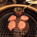 SATOブリアン - 宮崎牛のヒレ2015.6