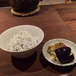 Mikuri - 〆のじゃこ飯