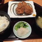 黒豚料理 寿庵 - 鹿児島市 寿庵 2015.04.27