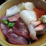 ささき - 海鮮丼1500円