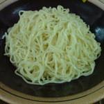 39317221 - 201506つけ中華麺¥830 麺