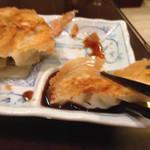 玉華園 - 焼き餃子
