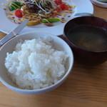 toko - ご飯とスープ
