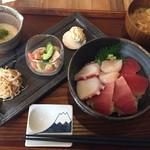 藤香想 - 海(海鮮丼)¥1,200