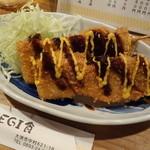 タネジ(たねじ) - 料理写真:串かつ