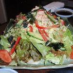 炭火焼肉味六 - 味六サラダ・ドレッシングさっぱり