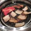 じゅうじゅうカルビ - 料理写真:さあ~じゅうじゅうと、焼きましょう。