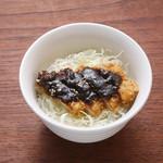 ホタル - 名古屋式味噌カツドン
