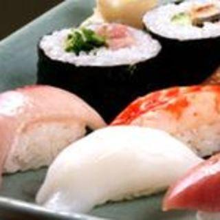 旬の魚と産地にこだわったがんこ自慢の本格寿司!