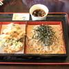 かごや - 料理写真:天麩羅蕎麦
