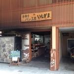 パン工房 いしがま - JR長浜駅から東に500m、黒壁商店街アーケード内にあります