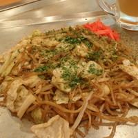 とんとことん - 富士宮焼きそば 大阪ではあまり食べれません