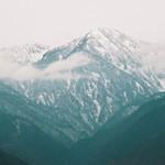 39328716 - 鷹狩山からのアルプス眺望
