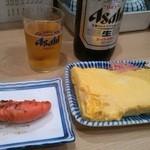 あづま - たらこ+出汁まき卵