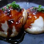 バンビの串揚げ - 一番人気!高座豚の焼小龍包!!肉汁があふれます♪