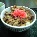 なか卯 - 牛丼
