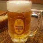 39331502 - クーポンサービスの生ビール(デカジョッキ!!)