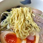 ののや - 特製らー麺(しお)