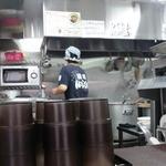 麺屋はなび - 内観
