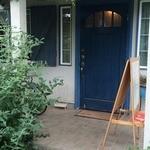 キッサ クローバー - 青い扉