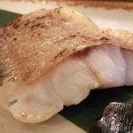 神楽坂 割烹 越野 - 尼鯛