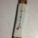 39333858 - でっち羊羹 216円(税込)