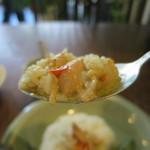 タニ キッチン - 鶏肉のグリーンカレーリフトアップ