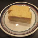 厳選島豚しゃぶしゃぶ、すき焼きせいりゅう - 出汁巻き玉子
